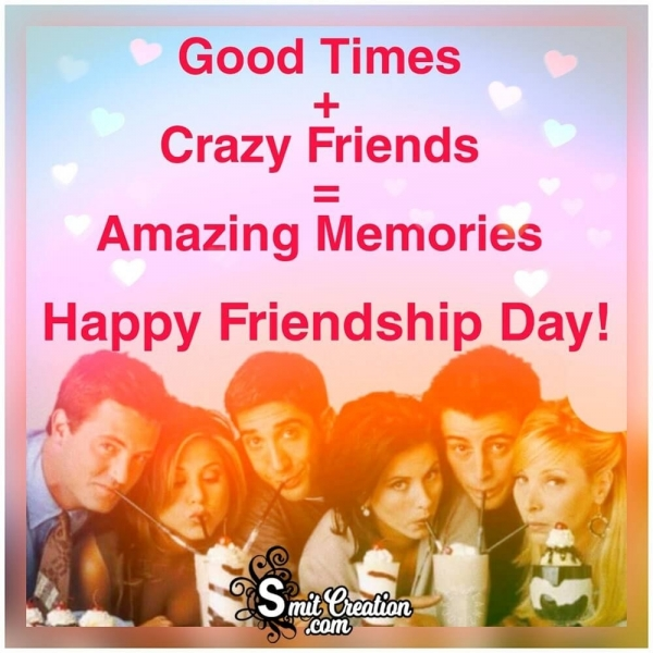 Happy Friendship Day Quote Picture