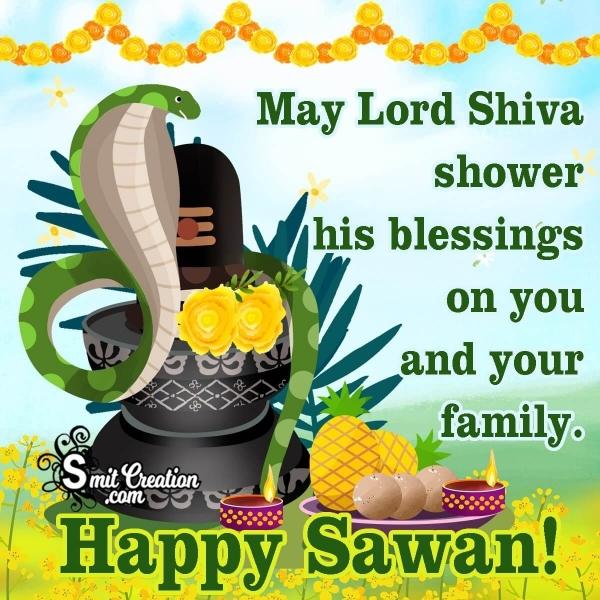 Happy Savan Mas Blessings