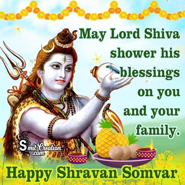 Happy Shravan Somvar