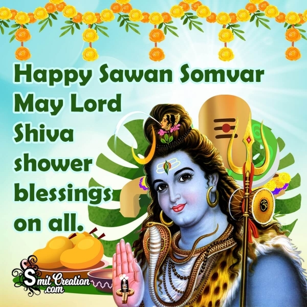 Happy Sawan Somvar