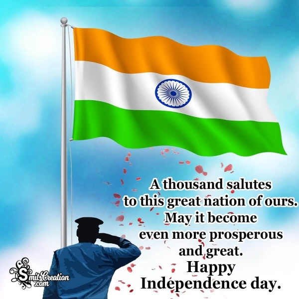Happy Independence Day Quote