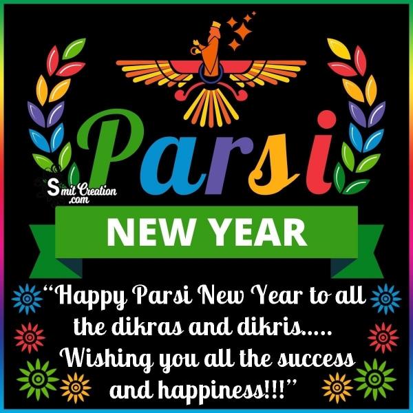 Parsi New Year Whatsapp Status