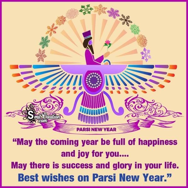 Happy Parsi New Year Quotes