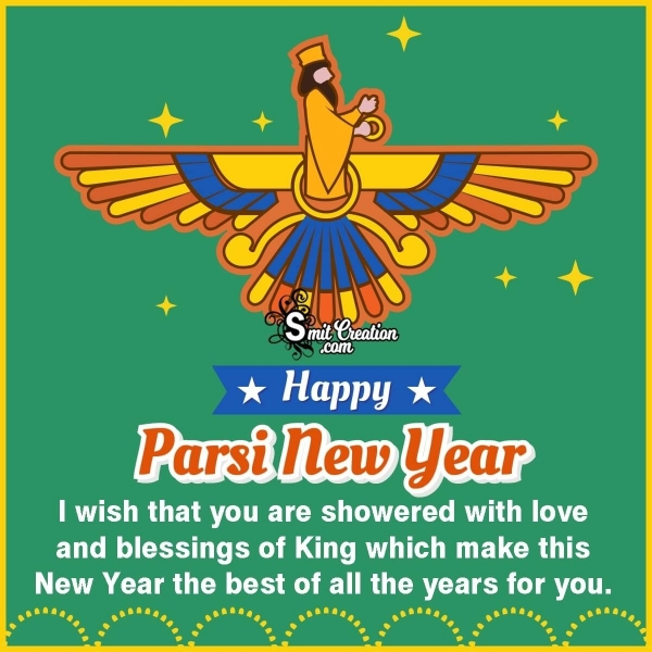 Happy Parsi New Year Messages