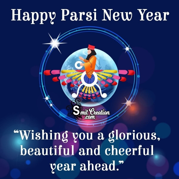 Happy Parsi New Year Wish Image
