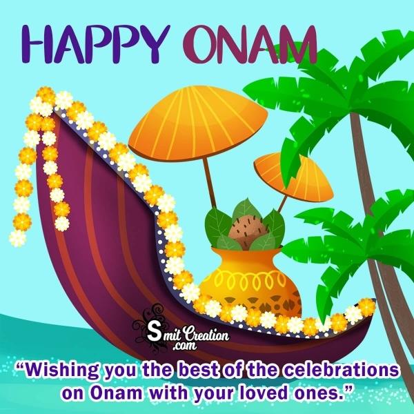 Happy Onam Wishes Whatsapp Status