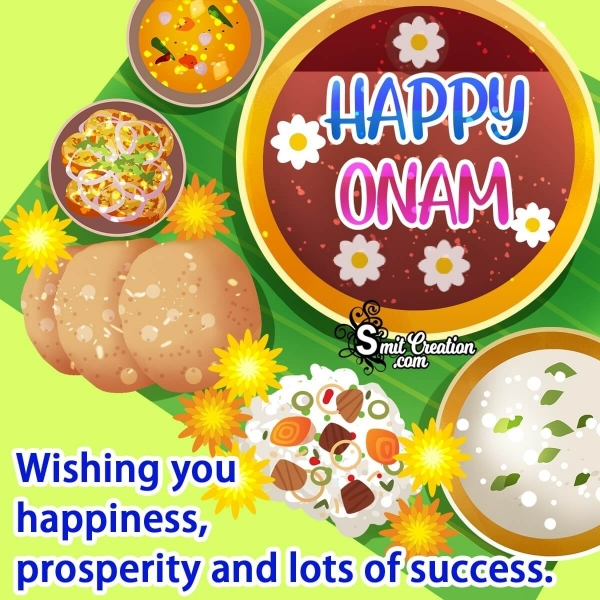 Happy Onam Whatsapp Status Messages