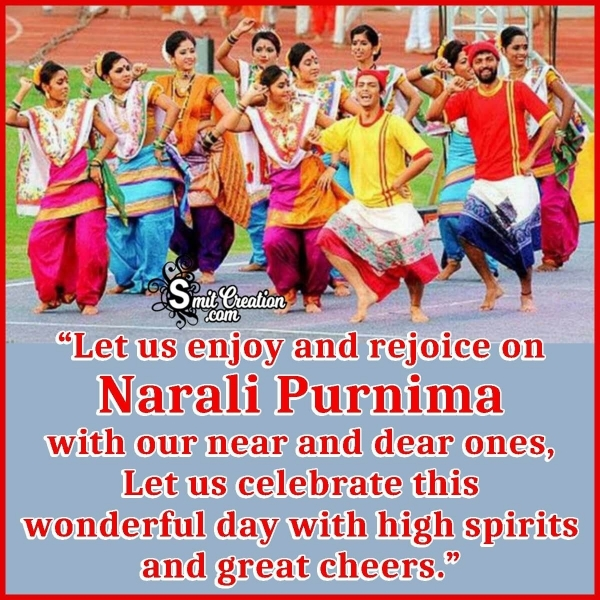 Narali Purnima Messages