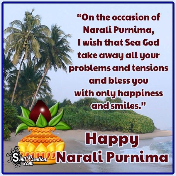 Happy Narali Purnima Wishes