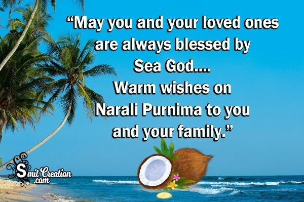 Narali Purnima Wishes For Whatsapp