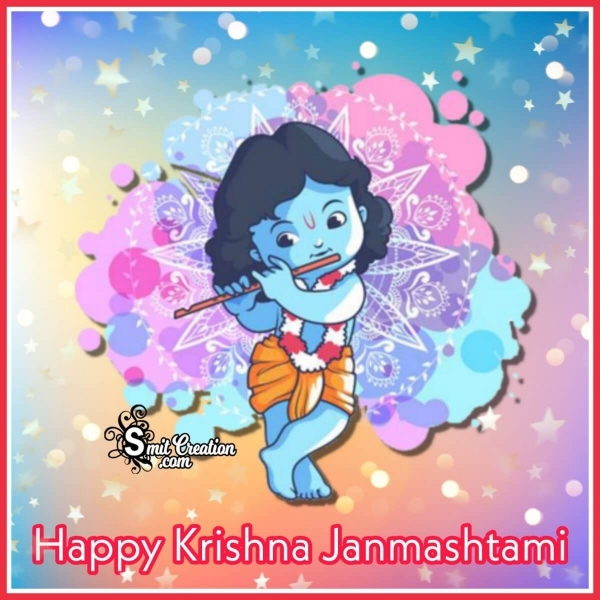 Happy Krishna Janmashtami Pic