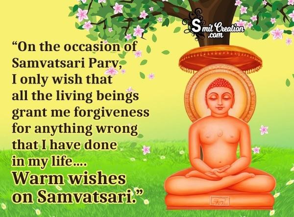 Happy Samvatsari Wishes