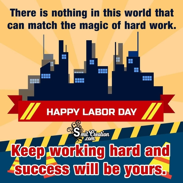 Inspirational Labor Day Messages