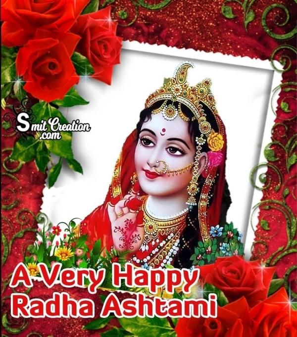 A Very Happy Radha Ashtami