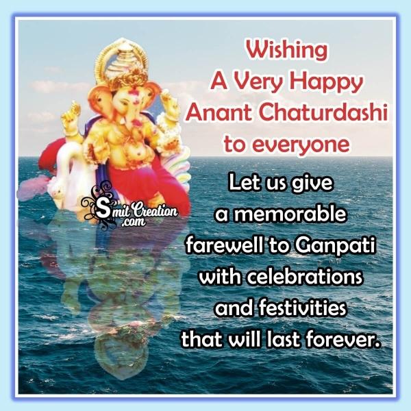 Ganesh Visarjan Status For Whatsapp
