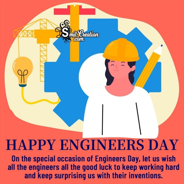 Happy Engineers Day Wishes Messages