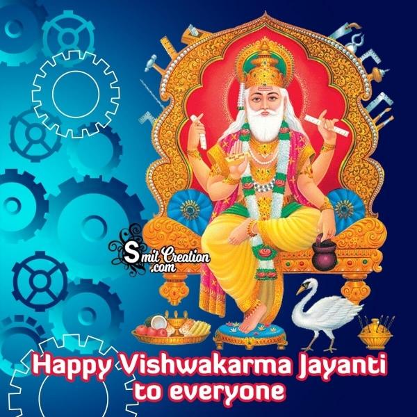 Happy Vishwakarma Jayanti Image