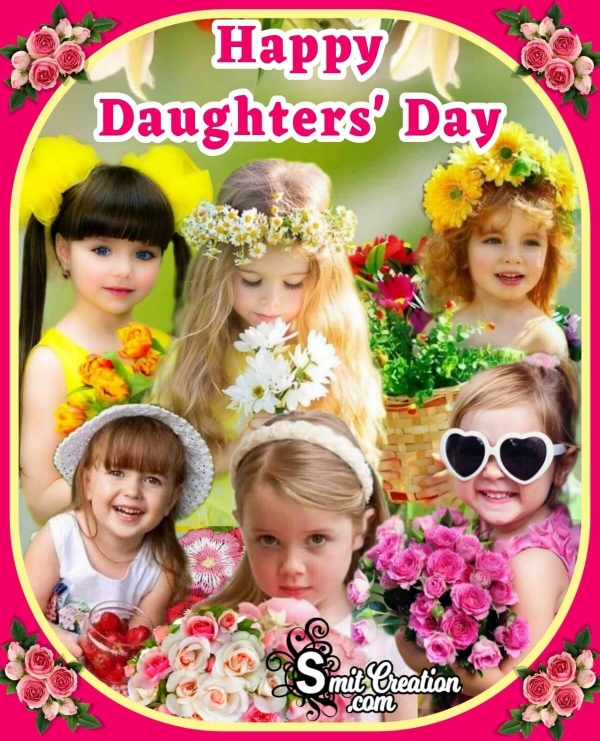 Happy Daughters Day Photo