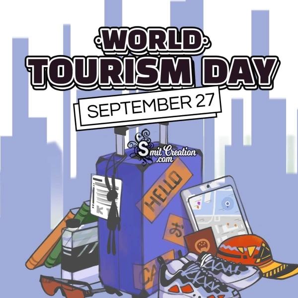 World Tourism Day Photo