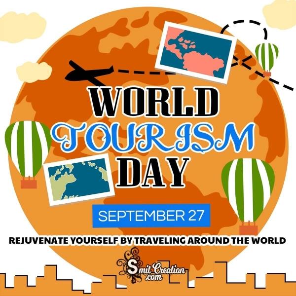 Happy World Tourism Day Slogans