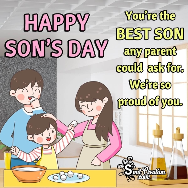 Happy Son's Day Messages