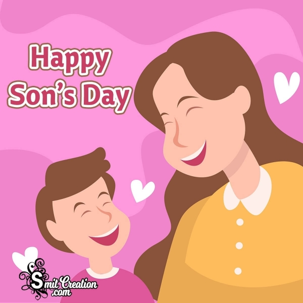 Happy Son's Day Image