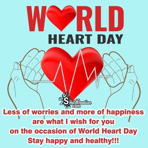 World Heart Day Greetings