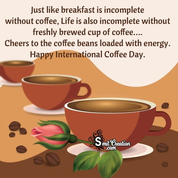 Funny Coffee Wishes for International Coffee Day