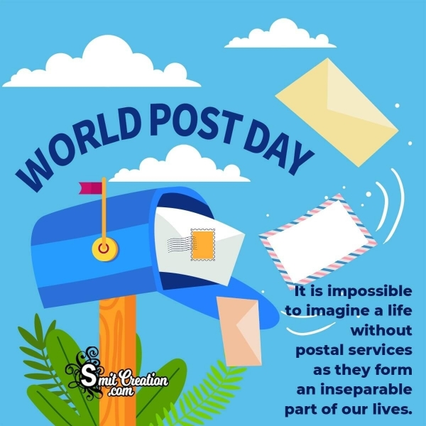 World Post Day Messages