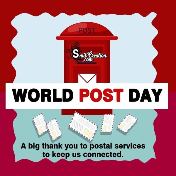 Best World Post Day Slogans
