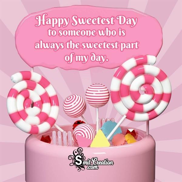 Happy Sweetest Day Wish Image