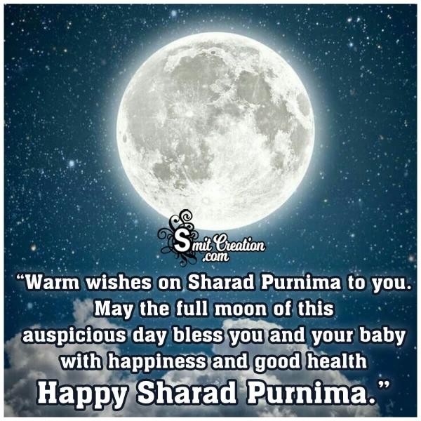 Sharad Purnima Messages for Pregnant Ladies