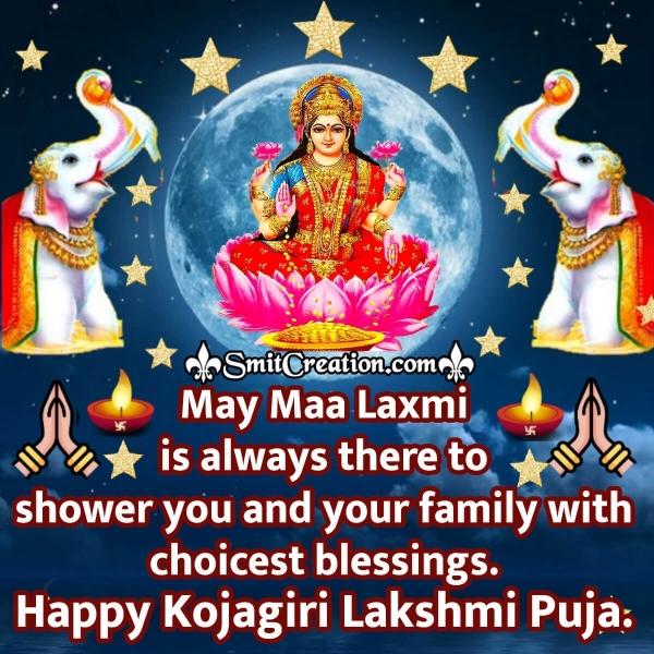 Kojagiri Lakshmi Puja Wishes