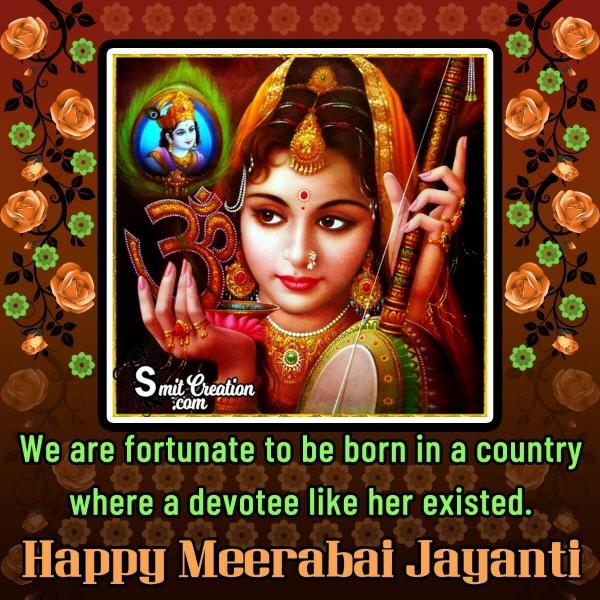 Happy Meerabai Jayanti Whatsapp Status