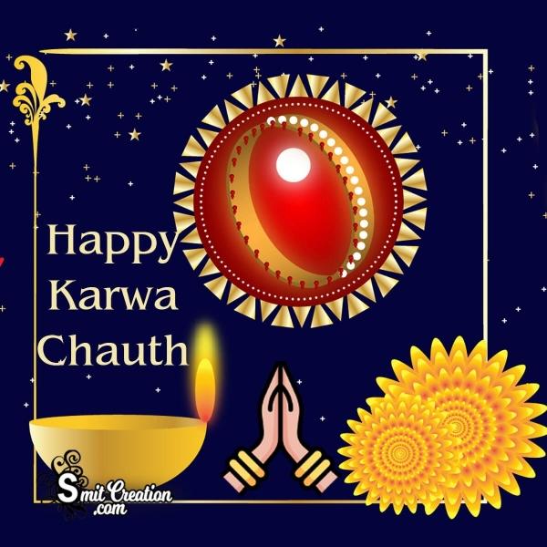 Happy Karwa Chauth Pic
