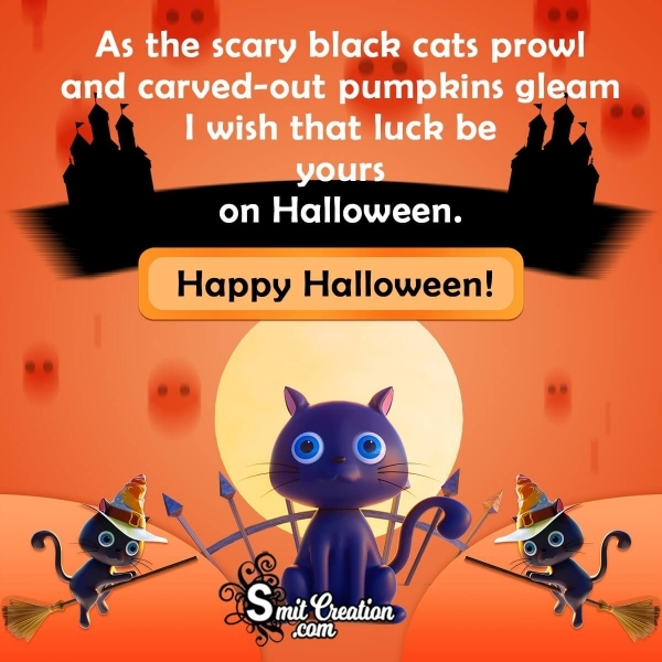Best Halloween Day Wishes