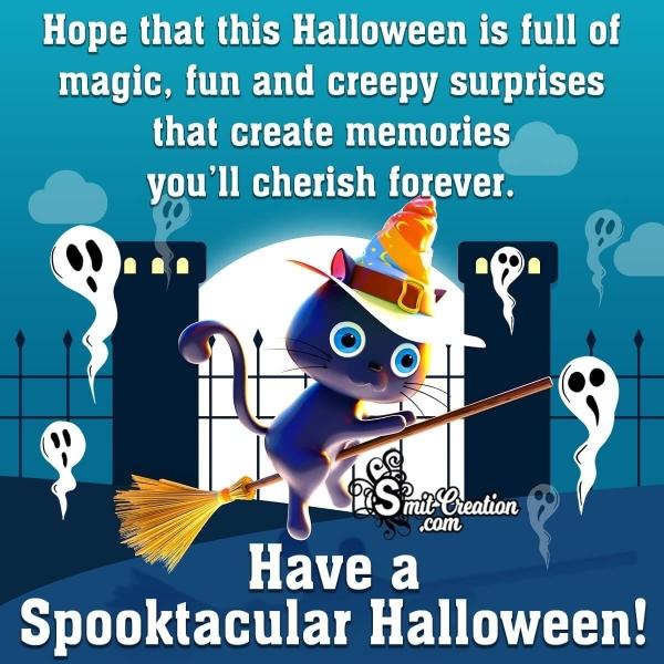 Best Halloween Day Messages