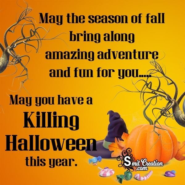 Happy Halloween Wishes for Clients