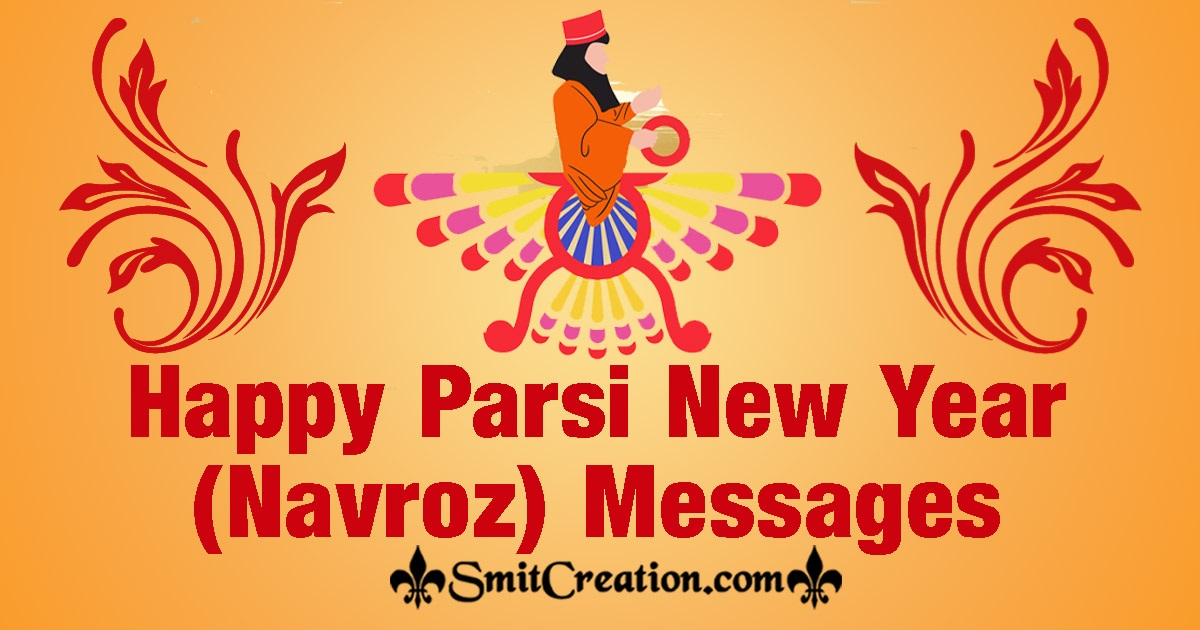 Happy Parsi New Year Navroz Messages
