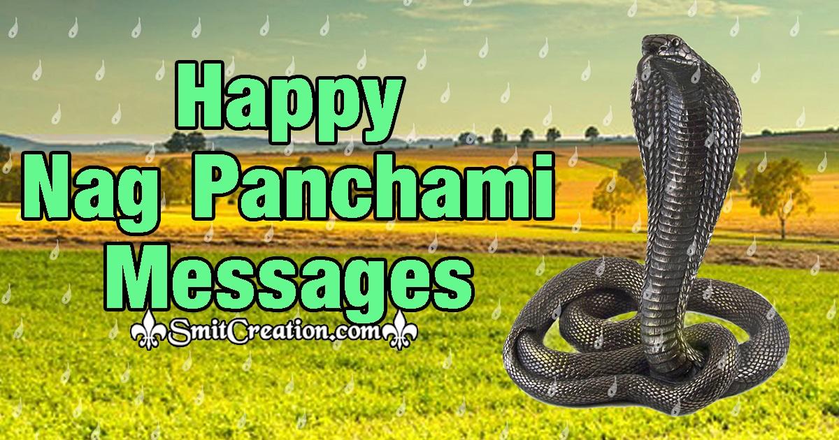 Happy Nag Panchami Messages