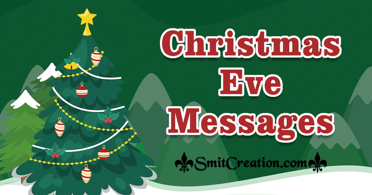 Christmas Eve Messages