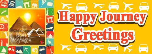 Happy Journey Greetings