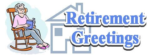 Retirement Greetings