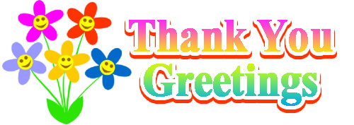 Thank You Greetings