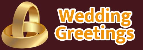 Wedding Day Greetings