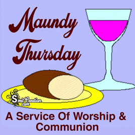 Maundy Thursday Pictures