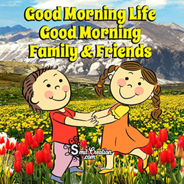 Good Morning Friends Pictures