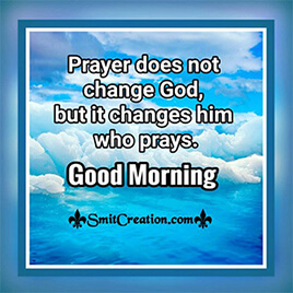 Good Morning Prayer Pictures