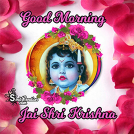 Good Morning Bal Krishna Pictures