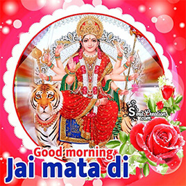 Good Morning Devi Maa Pictures